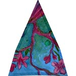 Collection: Acquerello<br>Print Design: Scents of Spring<br>Style: Folding Umbrella from EricasImages 16.59 x20.97  Umbrella - 3