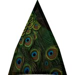 Collection: Animalia<br>Print Design: Pavone 2<br>Style Large Golf Umbrella from EricasImages 21.14 x27.63  Umbrella - 5