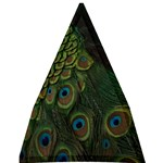 Collection: Animalia<br>Print Design: Pavone 2<br>Style Large Golf Umbrella from EricasImages 21.14 x27.63  Umbrella - 6